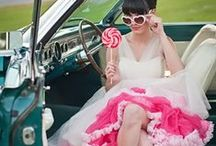 Vintage and Pin-Up Wedding Dresses