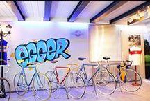 Ausstellungsräume Steeldream-Bikes