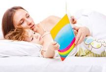 Bedtime Stories / Here you'll find suggestions for bedtime stories, articles about the importance of reading at bedtime, story starter ideas for your own bedtime tales, and more!