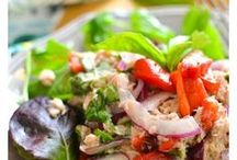 Healthy Salad Recipes / The BEST salad recipes! Tired of iceberg & ranch? Pin with me here!