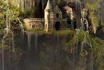 landscape and castles / szép tájak, öreg kastélyok