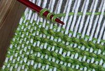 Szövés (weaving)