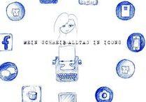 Mein alltäglicher Schreibwahnsinn