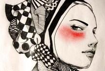 Illustrations / by MONNAPA