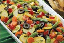 Salads and Dressings / by Rebecca