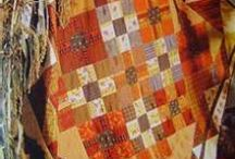 Quilts  / Fall Colors / by Rebecca
