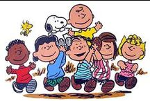 Snoopy, Peanuts, Our Gang / by Rebecca