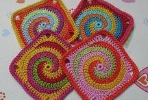 Crochet & Knit  / by Rebecca