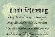 My Irish heritage / by Mary Stocum