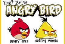Angry me!!! / by Mary Stocum