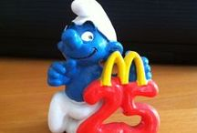 Smurfs / by Mary Stocum