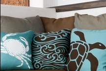 Home Decorations / Probably mostly beach theme ideas / by Beth Penrod