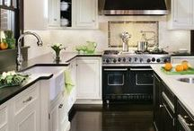 Kitchens: The Hearth / The kitchen is where everyone gathers - that makes it the perfect showcase for your kitchen refinishing projects. If you've repurposed a piece for your kitchen using General Finishes products, show us what you've done and we'll be glad to share it with our social community!