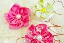 DIY Flowers / DIY květiny / Návody na výrobu květin z různých materiálů.