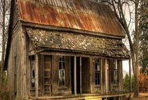 Spooky Cool - unusual abandoned old places.