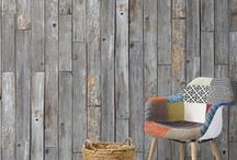 Wood Walls / Wooden Walls are a great rustic accent to add to your home