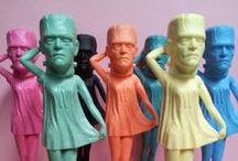 Sculpts/Models/Minis/Kitbash/Toys/Dolls