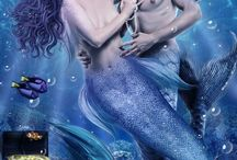Mermaids, Mermen & Myths / by Robin Schwartz
