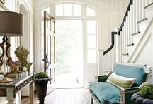 Foyers & Entryways / First impressions are everything!