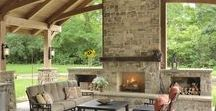 Outdoor Living | Mitchell Wall Architecture and Design Projects / Creating natural, beautiful outdoor living spaces that reflect both our clients vision and our landscape design expertise.