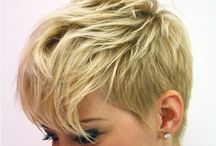 very short to Pixie hairstyle / Short & feminine pixie hairstyle for those who dares to dare!