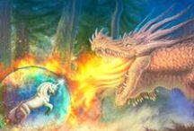 Unicorns Versus Dragon