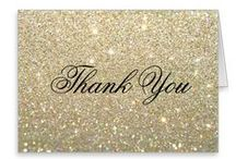 Thank You Cards / Pin your favorite thank you cards