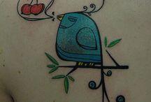 Tattoos / Total Addiction....