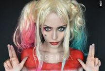 Cosplay / Cosplay costumes and makeup inspiration