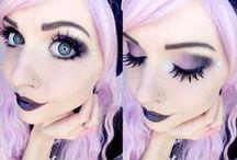 Makeup / Makeup inspiration,ideas,tips and tricks