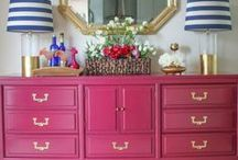 2015 Contest Entries / Inspiration from our General Finishes 2015 Furniture Flipping Contest