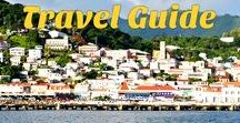 Grenada - Things To Do / Grenada vacation and travel - things to do, best attractions, beaches, resorts and hotels on the beautiful Spice Island