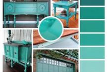 General Finishes Color Collages / by General Finishes