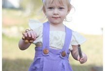 Fall Baby Girl Fashion / Fall fashions for baby and toddler girls for photo shoots, family portraits, everyday and special events!