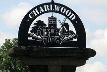 Charlwood heritage