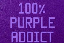 Purple haze / Gotta love the purple......
