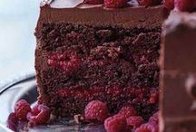 Chocolate cakes only.....