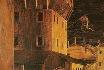 Tarsie Lignee / Tarsie lignee del Rinascimento in Italia.