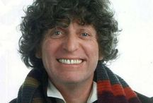 Dr Who ..... Tom Baker....have a jelly baby!