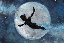 Never grow up Peter Pan