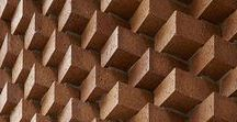 The Brick Cube / Fascinating brick structures that create cubic spaces