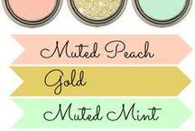 palettes i love