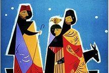 Cool Biblical/Religious Design / A collection of (mostly vintage) Biblical/religious designs and illustrations.
