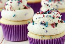Oh So Sweet / Cupcakes, cookies, ice cream, brownies, muffins and easy dessert recipes.  / by Kristi Corrigan