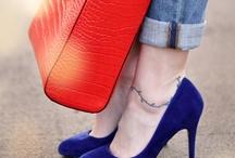 Hand Bags & Shoes / by Sheli Koziara Komorowski