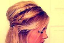 Hair / by Jansen Bourgeois