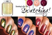 Beautiful Manis ! / Any & All Nail Art ! / by iamlizzles