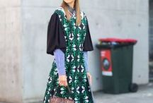 Bold Prints / Essential for jazzing up your wardrobe