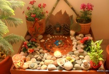 Nature table idea