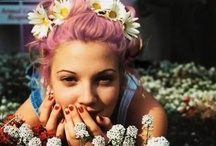 Pink Hair  / Pink hair inspiration from Jodell's board + more. http://pinterest.com/jodellegbert/i-love-pink-hair/ / by Bella Umbrella